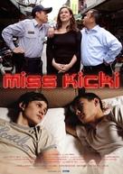 Miss Kicki - German Movie Poster (xs thumbnail)