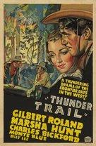 Thunder Trail - Movie Poster (xs thumbnail)