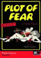 ...e tanta paura - DVD cover (xs thumbnail)