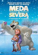 Norm of the North - Serbian Movie Poster (xs thumbnail)