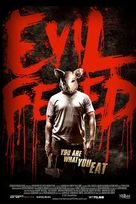 Evil Feed - Canadian Movie Poster (xs thumbnail)
