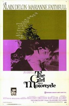 The Girl on a Motocycle - Movie Poster (xs thumbnail)