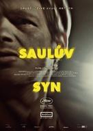 Saul fia - Czech Movie Poster (xs thumbnail)