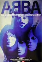 ABBA: The Movie - German Movie Poster (xs thumbnail)