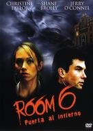 Room 6 - Spanish DVD cover (xs thumbnail)