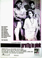 Pretty in Pink - German Movie Poster (xs thumbnail)
