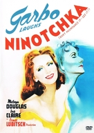 Ninotchka - DVD movie cover (xs thumbnail)