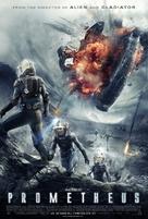 Prometheus - French Movie Poster (xs thumbnail)