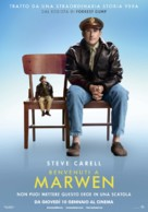Welcome to Marwen - Italian Movie Poster (xs thumbnail)