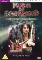 """Robin of Sherwood"" - British DVD movie cover (xs thumbnail)"