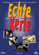 Echte Kerle - German Movie Cover (xs thumbnail)