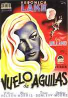 I Wanted Wings - Spanish Movie Poster (xs thumbnail)