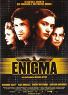 Enigma - Spanish Movie Poster (xs thumbnail)