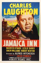 Jamaica Inn - Movie Poster (xs thumbnail)