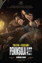 Train to Busan 2 - Singaporean Movie Poster (xs thumbnail)