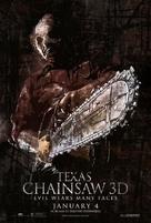 Texas Chainsaw Massacre 3D - Movie Poster (xs thumbnail)