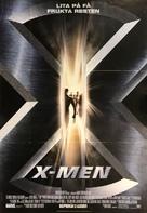 X-Men - Swedish Movie Poster (xs thumbnail)
