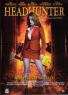 Headhunter - Italian DVD cover (xs thumbnail)