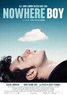 Nowhere Boy - Norwegian Movie Poster (xs thumbnail)