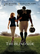 The Blind Side - Danish Movie Poster (xs thumbnail)