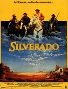 Silverado - French Movie Poster (xs thumbnail)