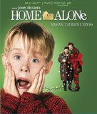 Home Alone - Canadian Blu-Ray movie cover (xs thumbnail)