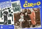 The Circus - Italian Movie Poster (xs thumbnail)
