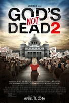 God's Not Dead 2 - Movie Poster (xs thumbnail)