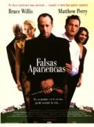 The Whole Nine Yards - Spanish Movie Poster (xs thumbnail)