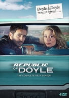 """Republic of Doyle"" - Canadian DVD movie cover (xs thumbnail)"