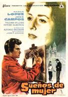 Sueños de mujer - Spanish Movie Poster (xs thumbnail)