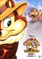 """Chip 'n Dale Rescue Rangers"" - DVD cover (xs thumbnail)"