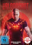 Bloodshot - German DVD movie cover (xs thumbnail)