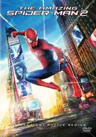 The Amazing Spider-Man 2 - DVD cover (xs thumbnail)