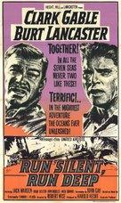 Run Silent Run Deep - Movie Poster (xs thumbnail)