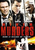 The River Murders - French DVD cover (xs thumbnail)