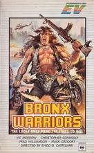 1990: I guerrieri del Bronx - VHS cover (xs thumbnail)