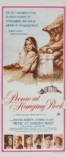 Picnic at Hanging Rock (1975) Australian movie poster