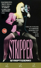 Stripper - Polish VHS cover (xs thumbnail)