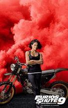 Fast & Furious 9 - Romanian Movie Poster (xs thumbnail)