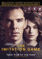 The Imitation Game - Movie Cover (xs thumbnail)