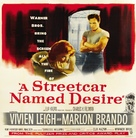 A Streetcar Named Desire - Theatrical movie poster (xs thumbnail)