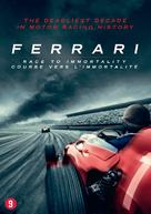 Ferrari: Race to Immortality - French Movie Cover (xs thumbnail)
