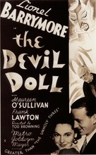 The Devil-Doll - Movie Poster (xs thumbnail)
