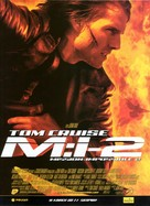 Mission: Impossible II - Polish Movie Poster (xs thumbnail)