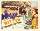 Westbound Stage - Movie Poster (xs thumbnail)