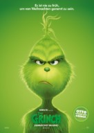 The Grinch - German Movie Poster (xs thumbnail)