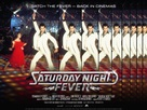 Saturday Night Fever - British Movie Poster (xs thumbnail)