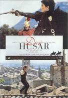 Le hussard sur le toit - German Movie Poster (xs thumbnail)