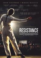 Resistance - British Movie Poster (xs thumbnail)